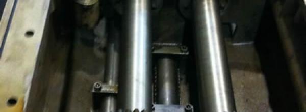 Wartsila 4L20 balancing shafts