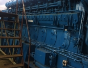 WARTSILA CR26V16DF  4 GENSETS OWNED BY A&D