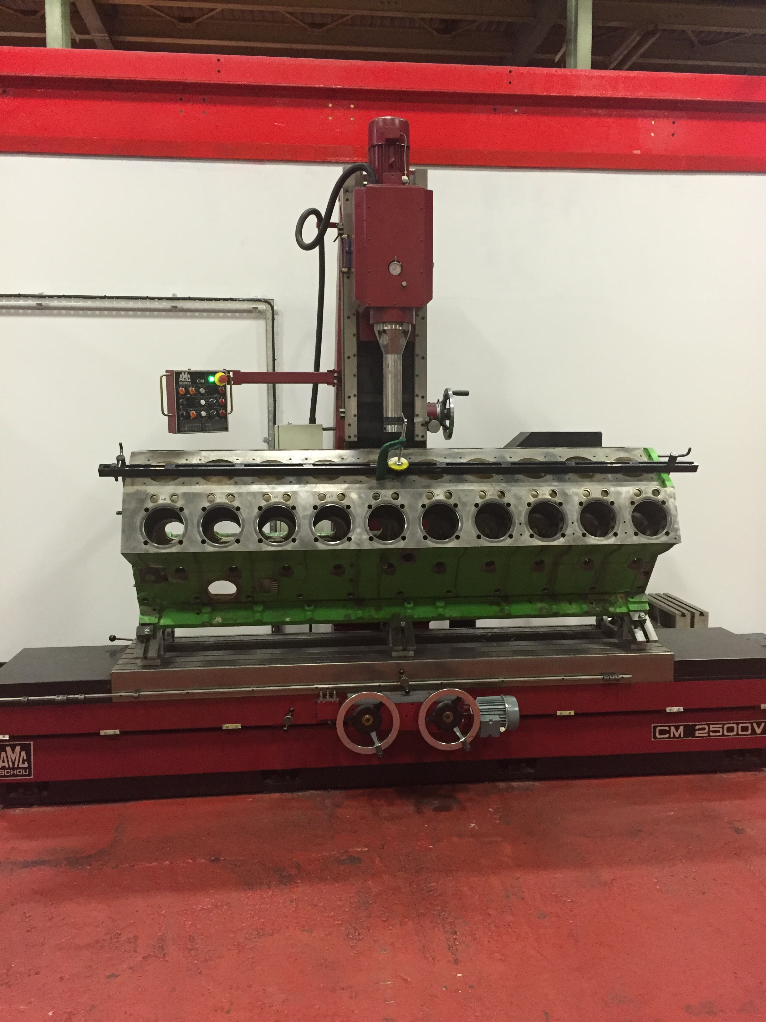 AMC Milling Machine
