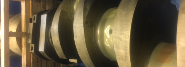 Wartsila 6R32 Crankshaft