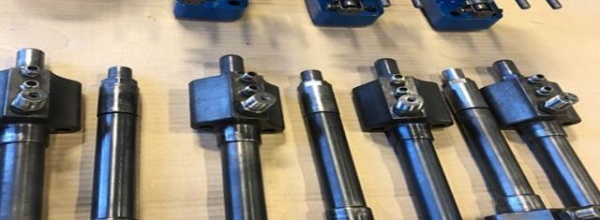 Wartsila CR26 V16DF Stock Pumps & Fuel Injectors